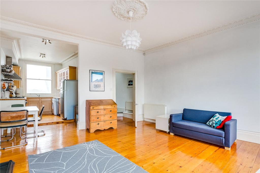4 Bedrooms Flat for sale in Golborne Road, North Kensington, London