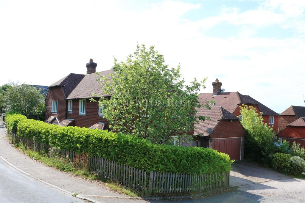 5 Bedrooms Detached House for sale in Best Beech, Wadhurst, East Sussex, TN5