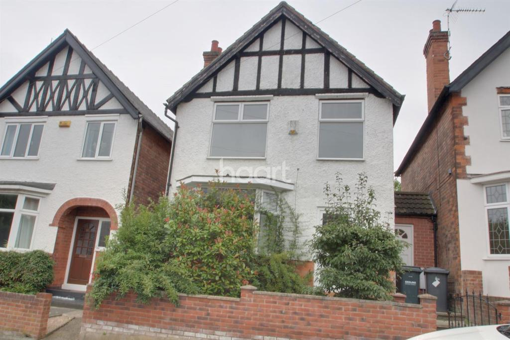 3 Bedrooms Detached House for sale in Maitland Road, Woodthorpe, Nottingham