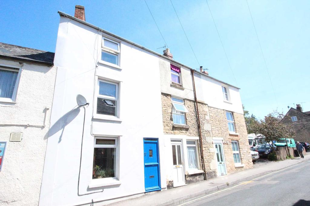 2 Bedrooms Terraced House for sale in Middle Street, Stroud