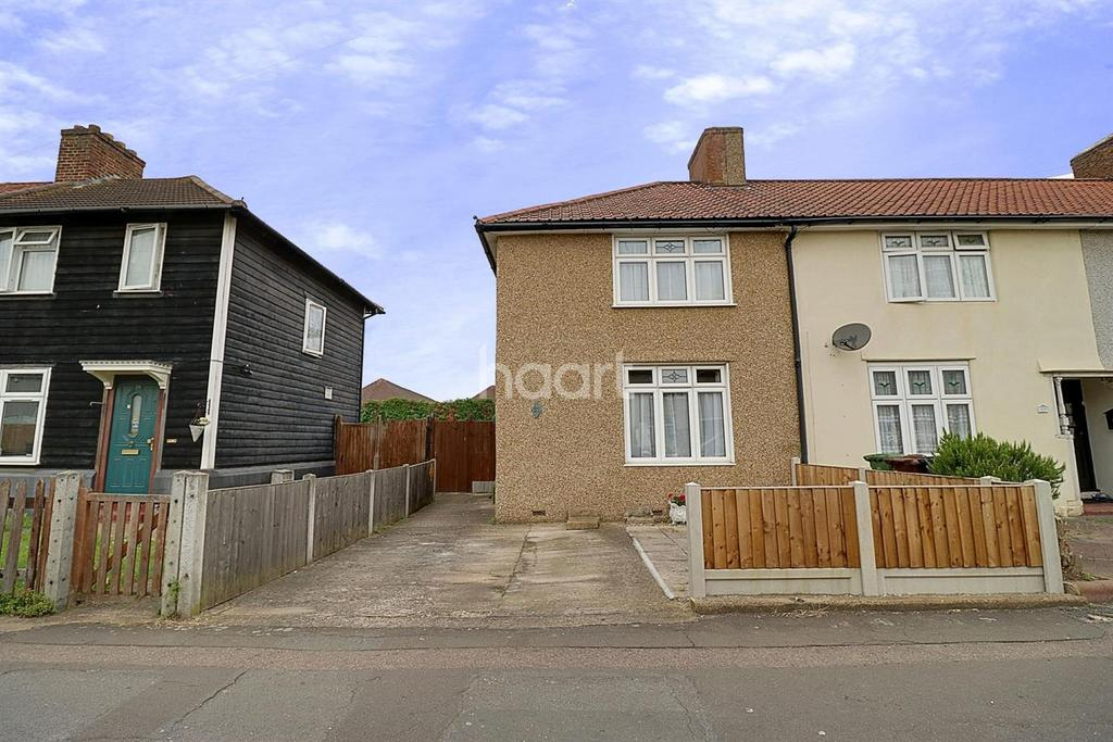 2 Bedrooms End Of Terrace House for sale in Croppath Road