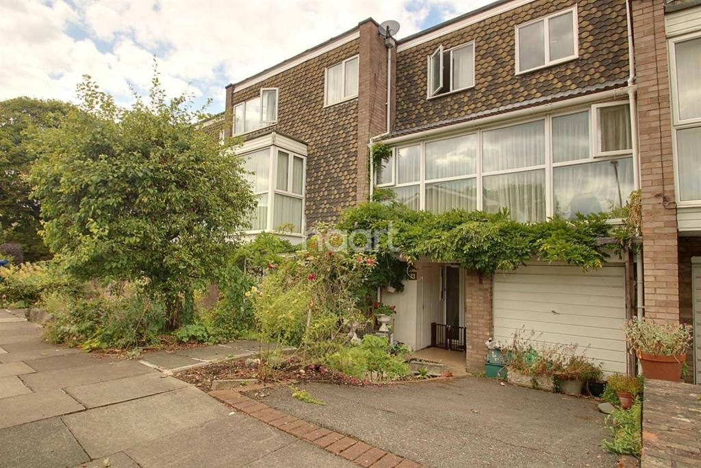 4 Bedrooms Terraced House for sale in The Dene, West Ealing