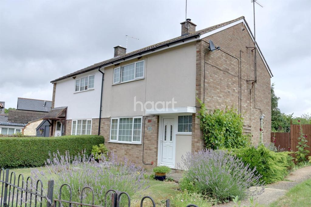 2 Bedrooms Semi Detached House for sale in Great Linford, Milton Keynes