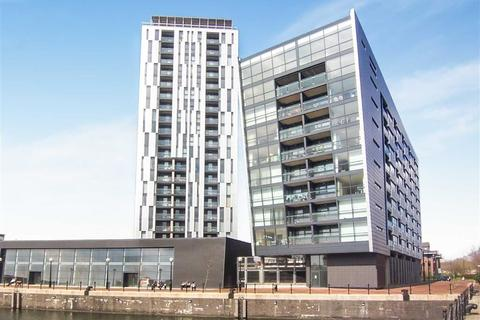 Studio to rent - Millennium Tower Block B, Salford Quays, Greater Manchester, M50