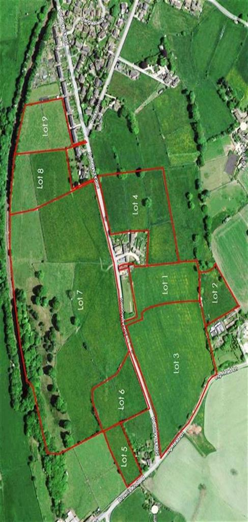 Land Commercial for sale in Stocksmoor/Thurstonland, Huddersfield, HD4