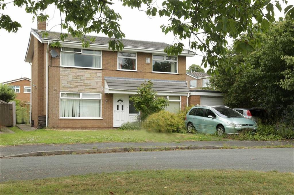 4 Bedrooms Detached House for sale in Hellath Wen, Nantwich, Cheshire