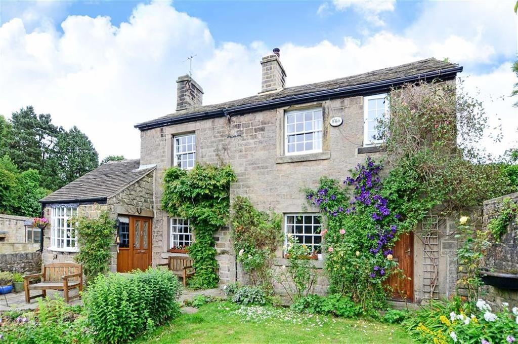 3 Bedrooms Cottage House for sale in Greystones Cottage, Main Road, Hathersage, Hope Valley, Derbyshire, S32