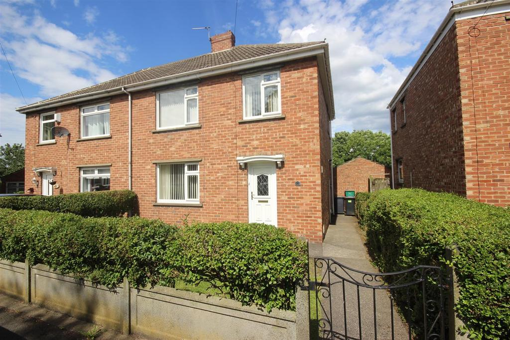 3 Bedrooms Semi Detached House for sale in Twelfth Avenue, Chester Le Street