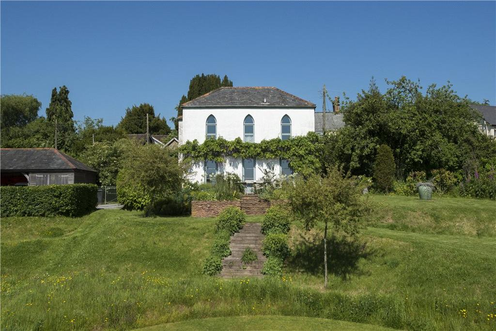 3 Bedrooms Detached House for sale in Brompton Ralph, Taunton, Somerset, TA4