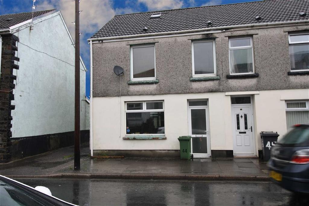 3 Bedrooms End Of Terrace House for sale in Cardiff Road, Aberdare, Mid Glamorgan