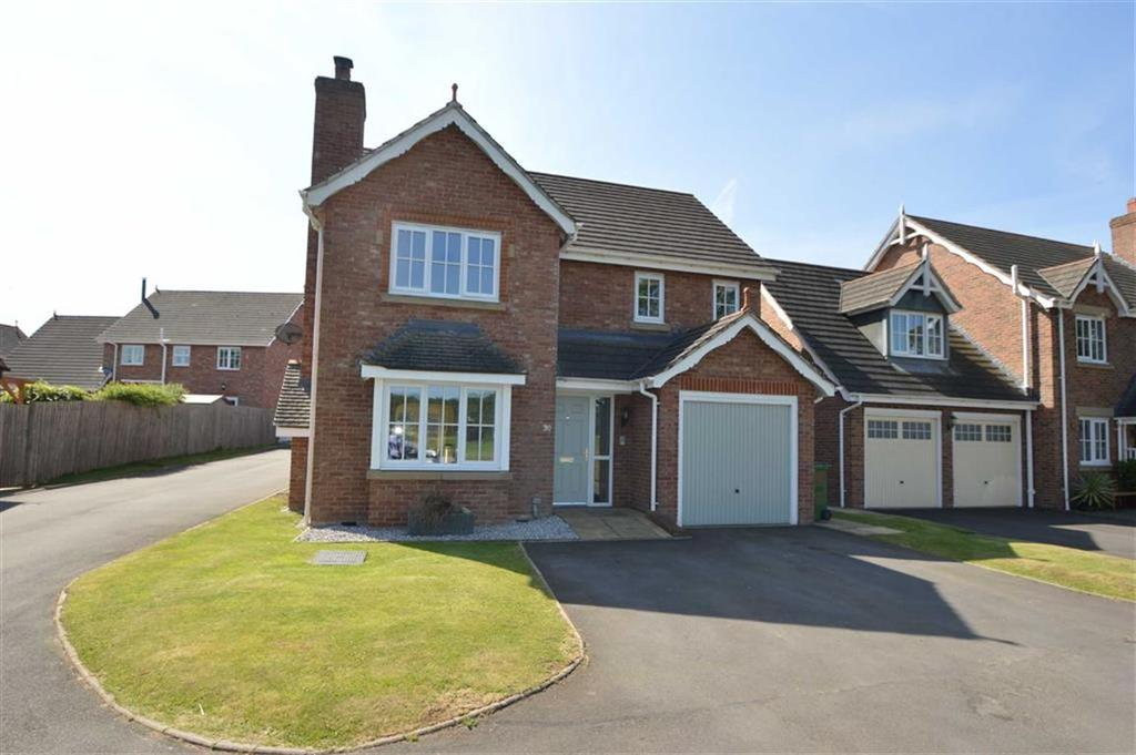 4 Bedrooms Detached House for sale in 30, Chapel Road, Hadnall, SY4