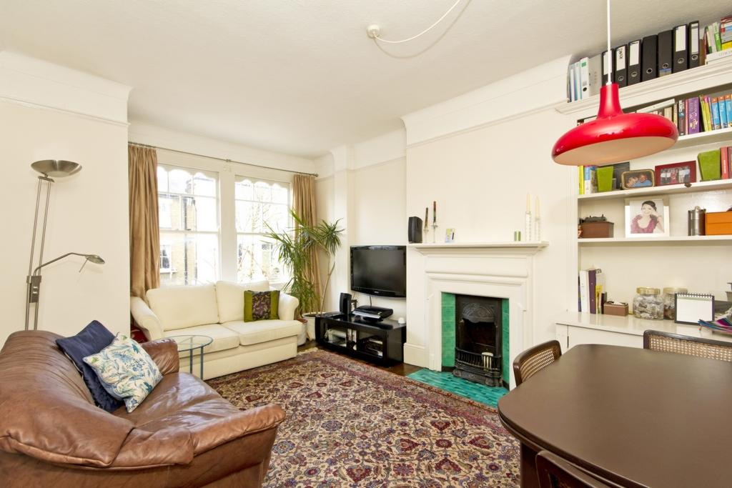 2 Bedrooms Flat for sale in Seymour Road, Southfields, SW18