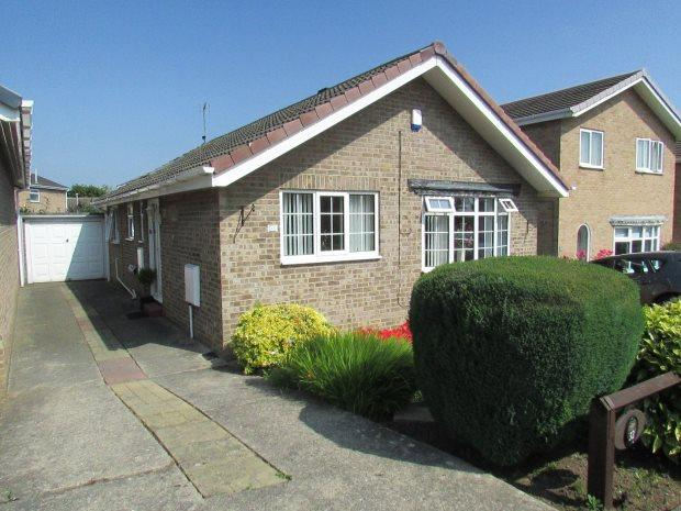 2 Bedrooms Detached Bungalow for sale in SILVERWOOD CLOSE, CLAVERING, HARTLEPOOL