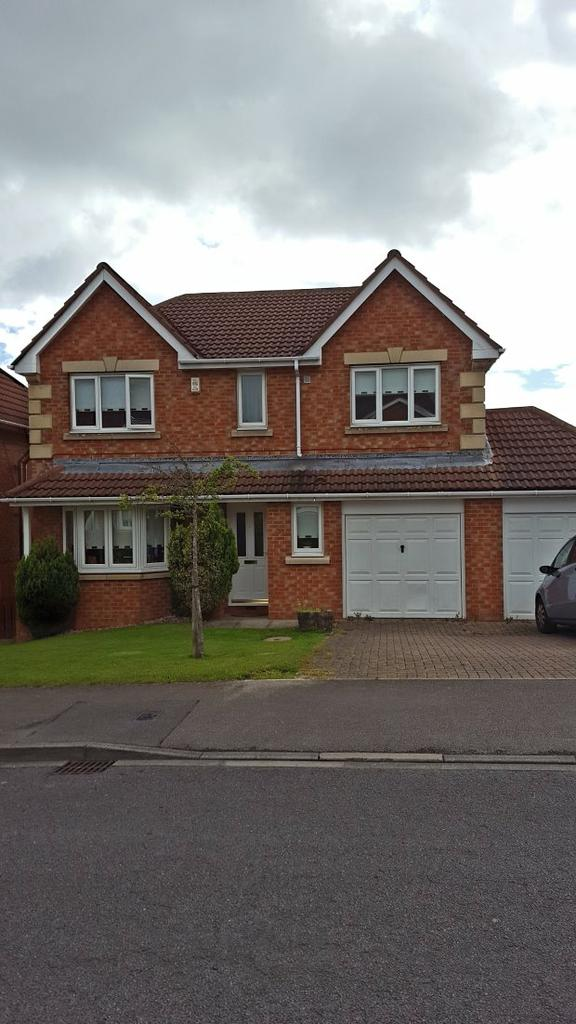 4 Bedrooms Detached House for sale in GOLDFINCH ROAD, BISHOP CUTHBERT, HARTLEPOOL