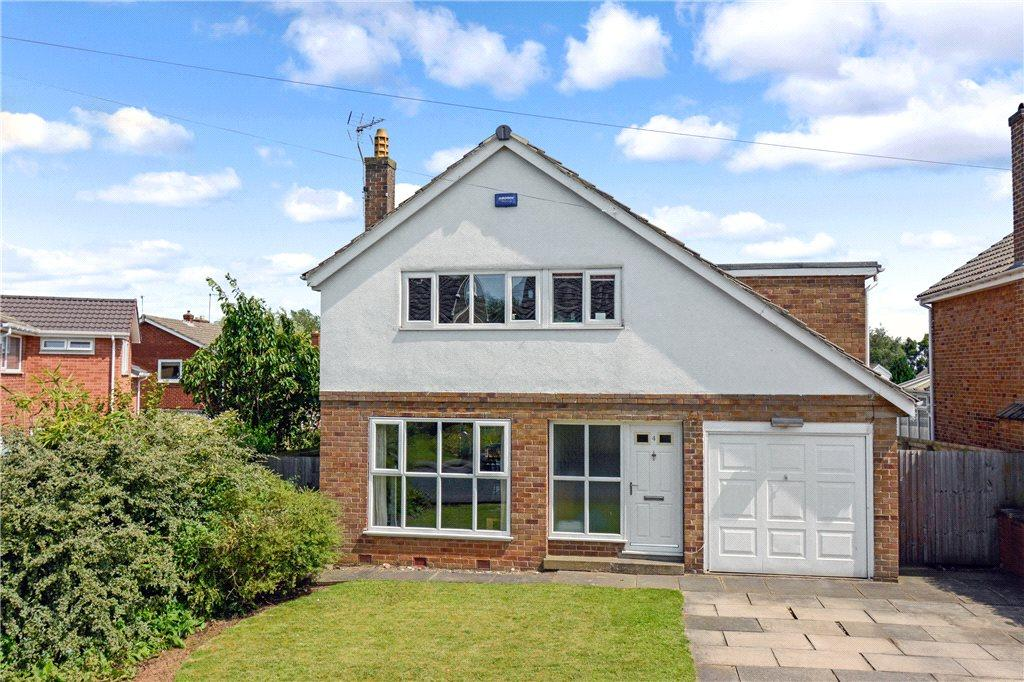 4 Bedrooms Detached House for sale in Bramble Avenue, Boston Spa, Wetherby, West Yorkshire