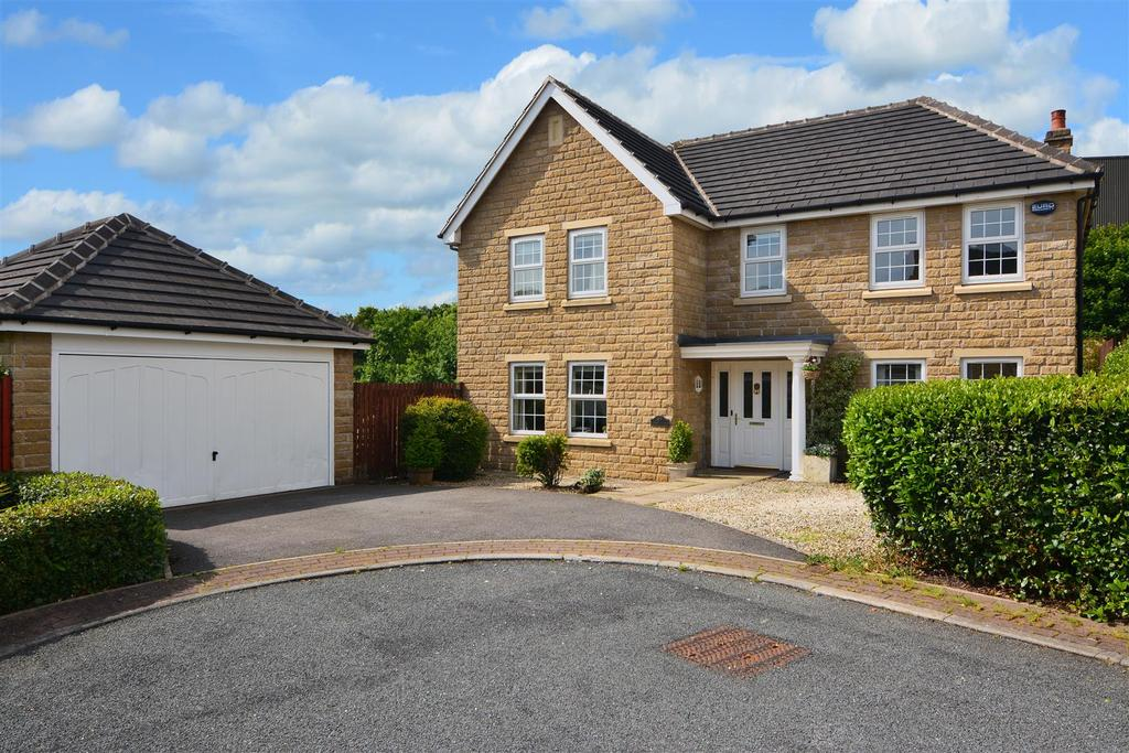 5 Bedrooms Detached House for sale in Charms Corner, Overland Crescent, Apperley Bridge
