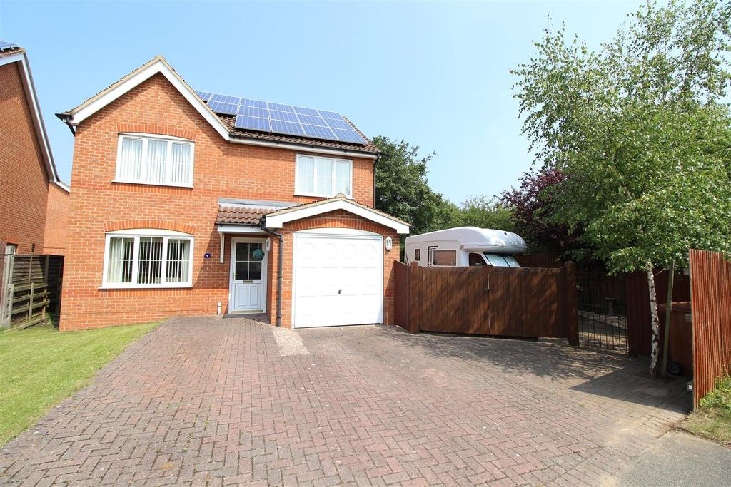 4 Bedrooms Detached House for sale in Allington Drive, Great Coates, Grimsby