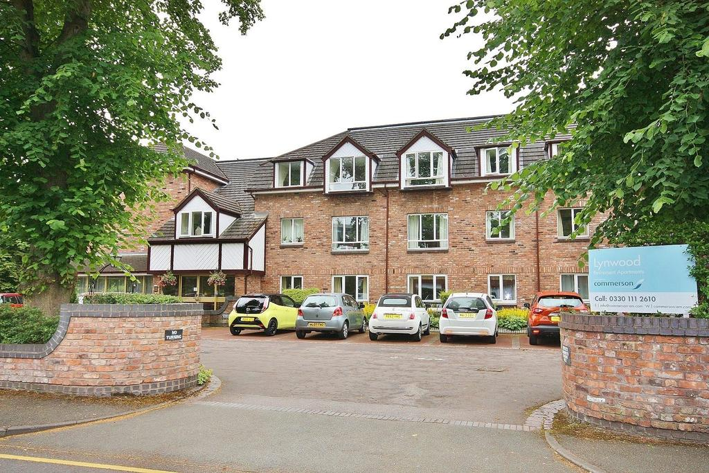 1 Bedroom Retirement Property for sale in Lynwood, Victoria Road, Wilmslow