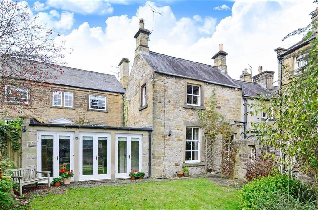 3 Bedrooms Detached House for sale in The Gabled House, South Church Street, Bakewell, Derbyshire, DE45