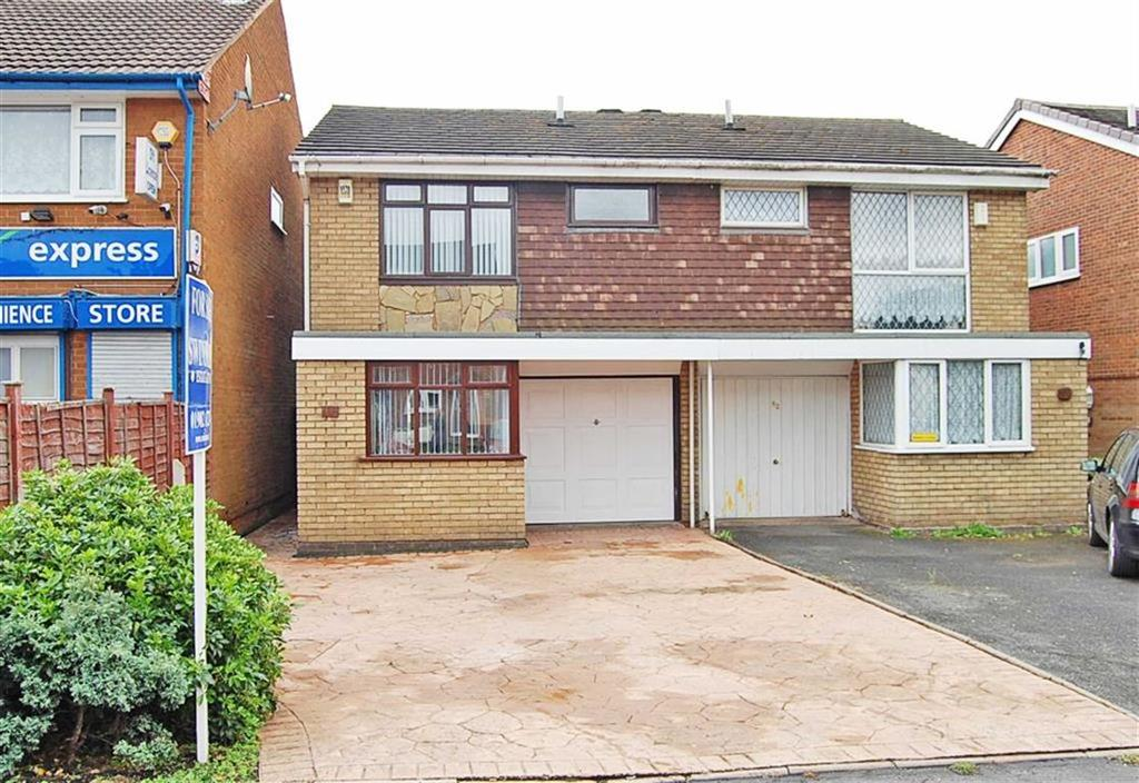 3 Bedrooms Semi Detached House for sale in Vicarage Road West, Woodsetton