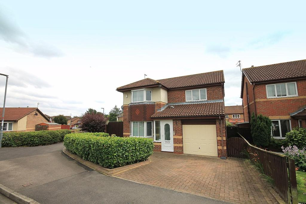 4 Bedrooms Detached House for sale in Priory Gardens, Willington