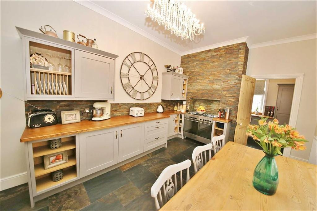 4 Bedrooms Terraced House for sale in The Craiglands, Tunstall, Sunderland, SR2