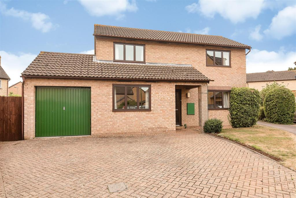 3 Bedrooms Detached House for sale in Thorney Leys, Witney
