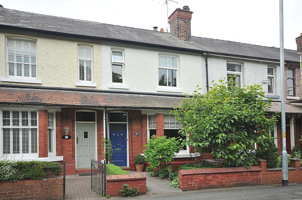 3 Bedrooms Terraced House for sale in Ellesmere Road, Walton