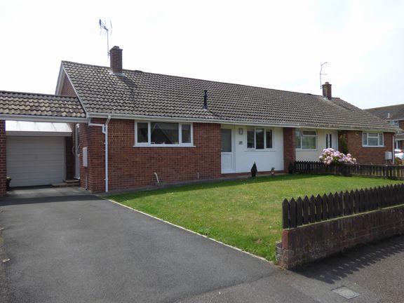 2 Bedrooms Semi Detached Bungalow for sale in Williton