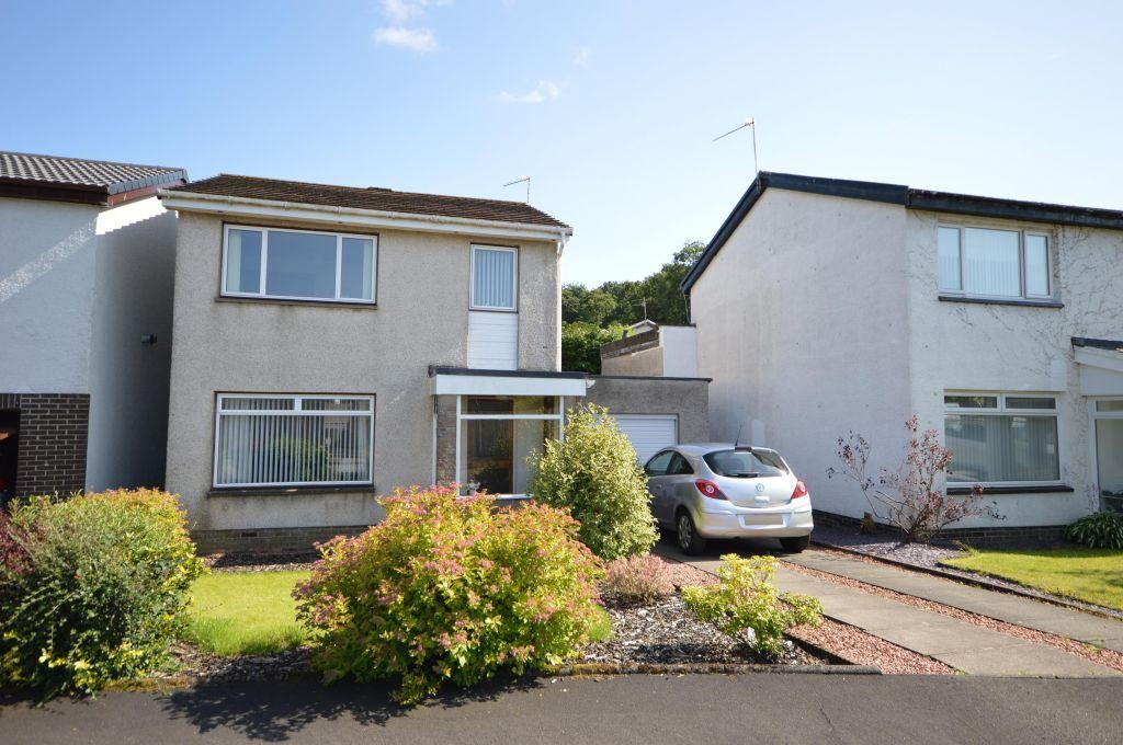3 Bedrooms Detached House for sale in 43 Juniper Drive, Milton Of Campsie, Glagsow, G66 8HL