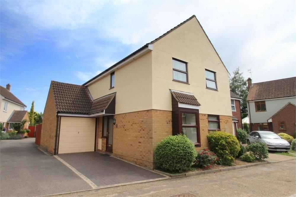 4 Bedrooms Detached House for sale in Bailey Dale, Stanway, Colchester, Essex