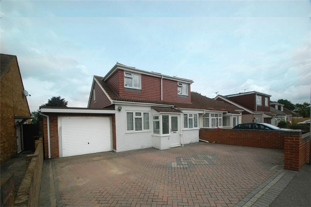 5 Bedrooms Semi Detached House for sale in Fairview Avenue, Rainham, Gillingham, Kent