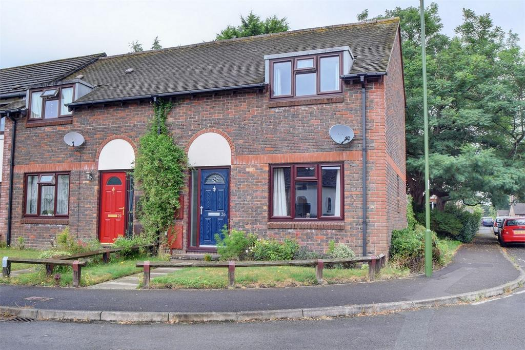 2 Bedrooms End Of Terrace House for sale in Southdown Close, MIDHURST, West Sussex