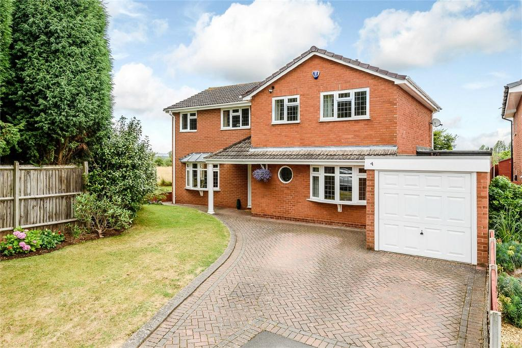 5 Bedrooms Detached House for sale in Ashdene Close, Hartlebury, Kidderminster, Worcestershire