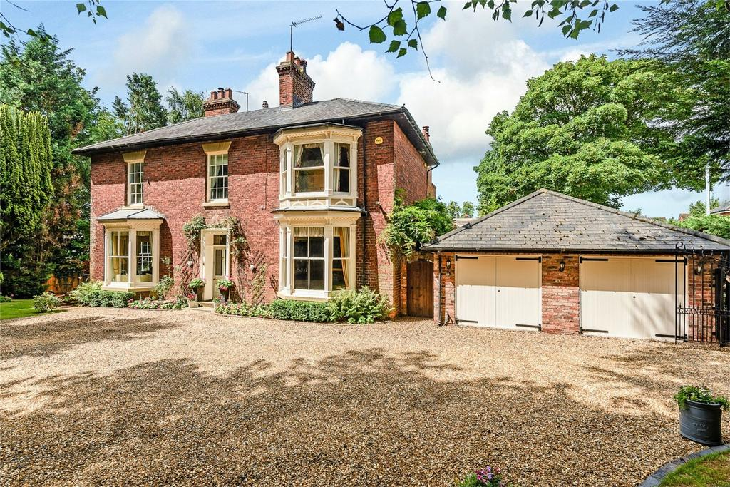 5 Bedrooms Detached House for sale in The Lea, Kidderminster, Worcestershire
