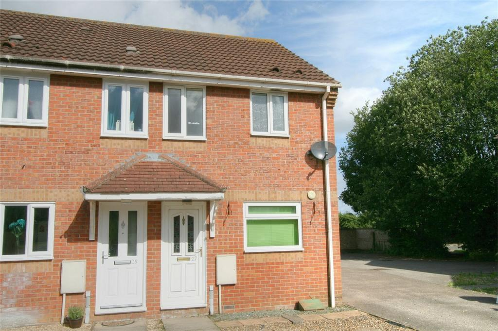 2 Bedrooms End Of Terrace House for sale in Jasmine Court, NR17 2QH, Attleborough