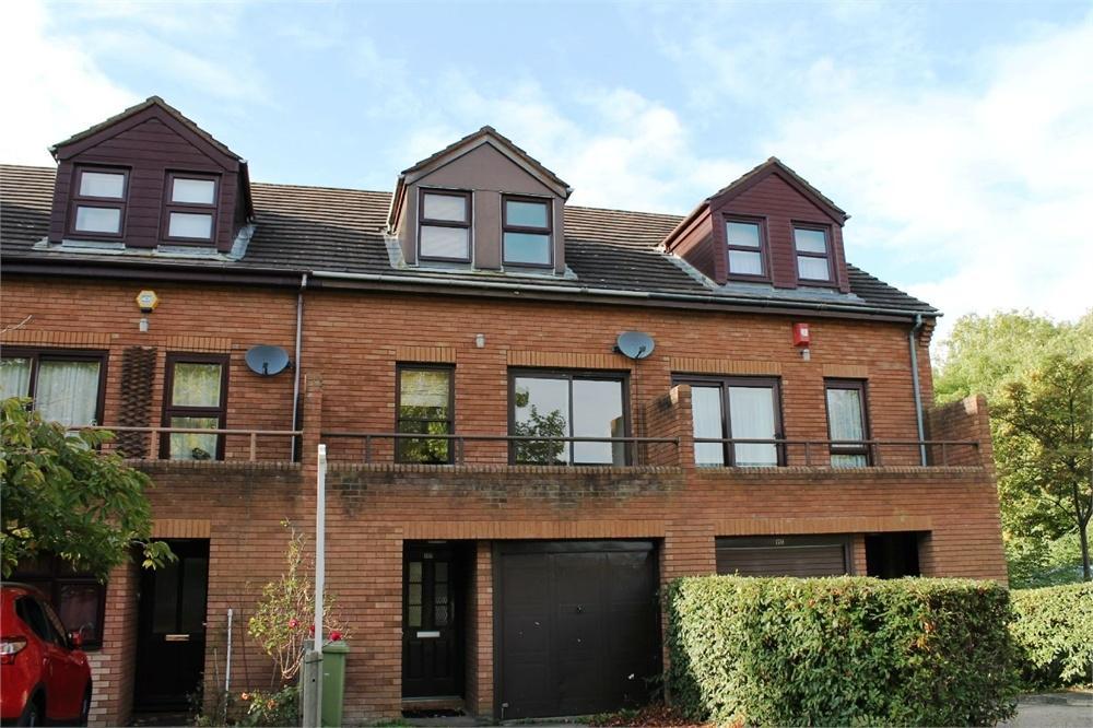 4 Bedrooms Terraced House for sale in Bradwell Common, Milton Keynes, Buckinghamshire
