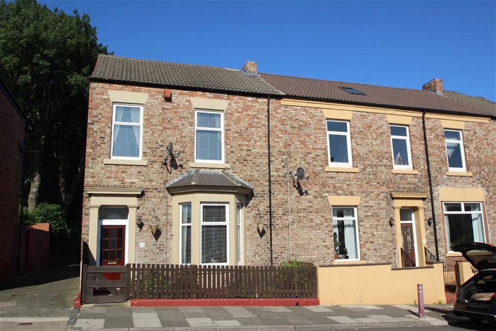 3 Bedrooms End Of Terrace House for sale in Prudhoe Terrace, North Shields, Tyne And Wear, NE29