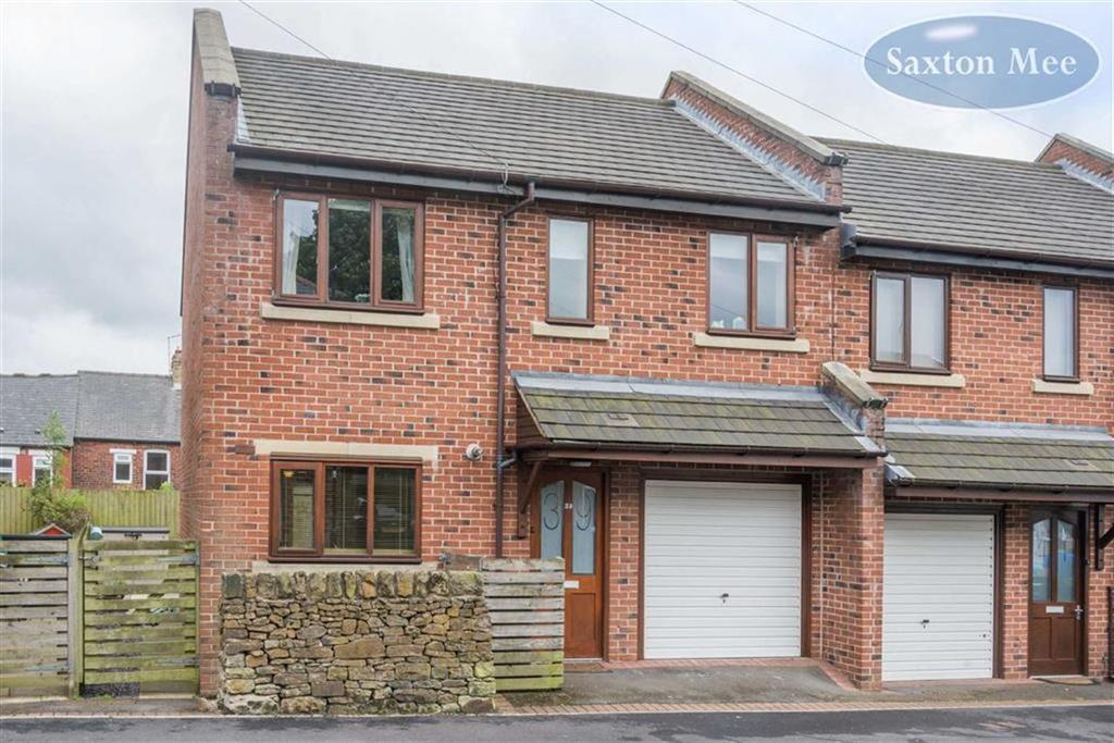 3 Bedrooms End Of Terrace House for sale in Bole Hill Lane, Crookes, Sheffield, S10