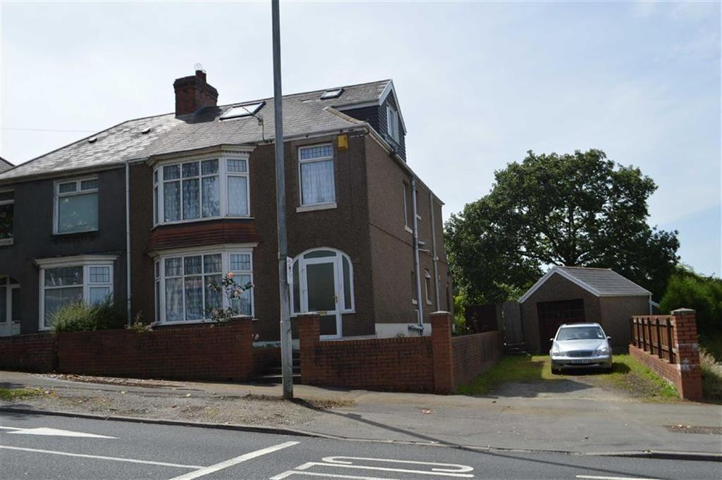 5 Bedrooms Semi Detached House for sale in Cockett Road, Swansea, SA2