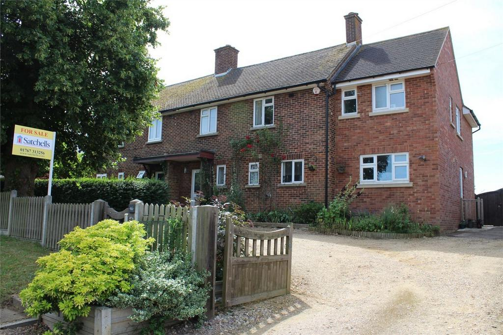 4 Bedrooms Semi Detached House for sale in Sutton, Sandy, Bedfordshire