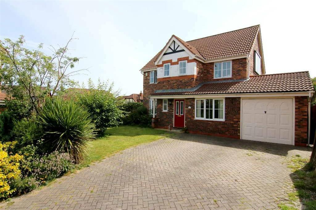 4 Bedrooms Detached House for sale in Penrhos Court, Connah's Quay