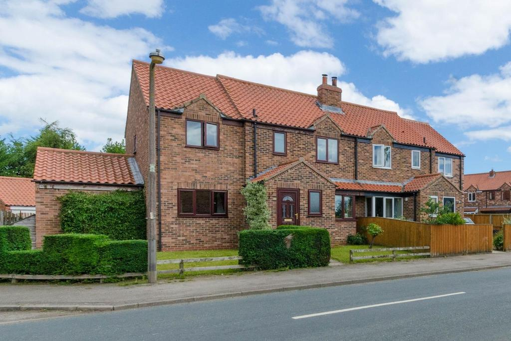4 Bedrooms Semi Detached House for sale in Bell Lane, Huby