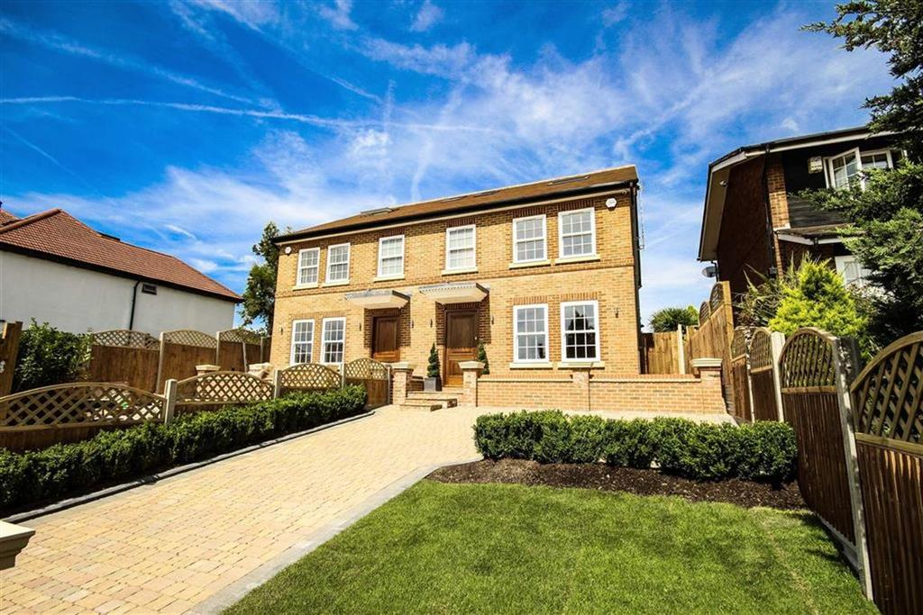 4 Bedrooms House for sale in Todhunter Terrace, Prospect Road, New Barnet, Hertfordshire
