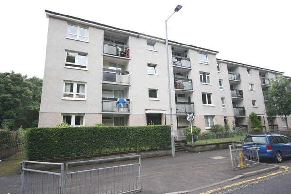 2 Bedrooms Flat for sale in 2/1, 490 Tantallon Road, Shawlands, Glasgow, G41 3HX