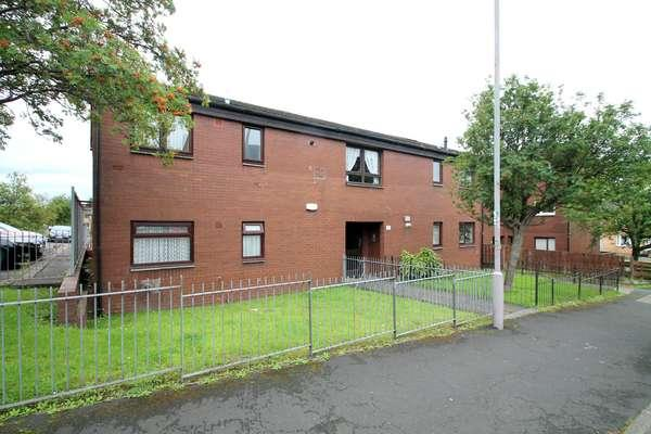 1 Bedroom Flat for sale in 1/2, 8 Dalveen Street, Shettleston, Glasgow, G32 7DS