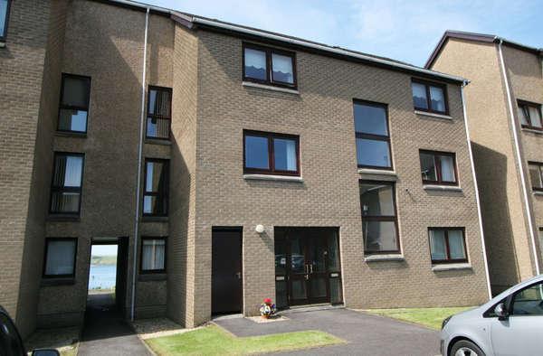 2 Bedrooms Flat for sale in 1/L, 14 Kelburn Court, Largs, KA30 8HN