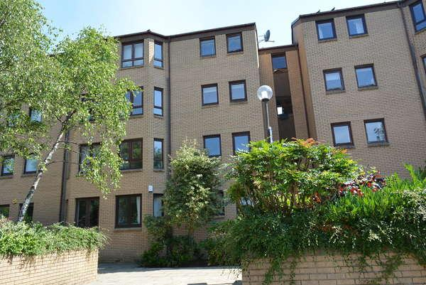 2 Bedrooms Flat for sale in Flat 19, 18 Cleveland Street, Charing Cross, Glasgow, G3 7AE