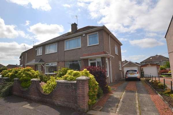3 Bedrooms Semi-detached Villa House for sale in 8 Torrington Crescent, Mount Vernon, Glasgow, G32 9NU