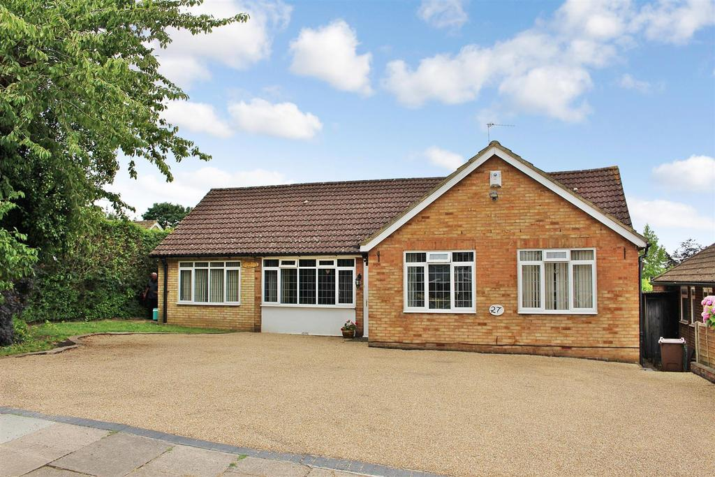 5 Bedrooms Bungalow for sale in Gillian Avenue, St Albans